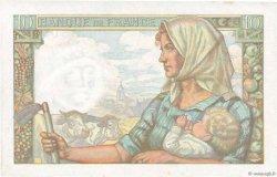 10 Francs MINEUR FRANCE  1944 F.08.12 pr.SPL