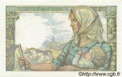 10 Francs MINEUR FRANCE  1945 F.08.13 SPL