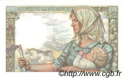 10 Francs MINEUR FRANCE  1945 F.08.14 SPL