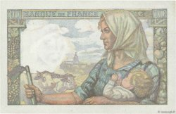 10 Francs MINEUR FRANCE  1949 F.08.20 SPL+