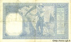 20 Francs BAYARD FRANCE  1916 F.11.01 TTB