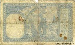 20 Francs BAYARD FRANCE  1917 F.11.02 B