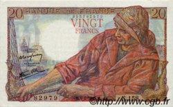 20 Francs PÊCHEUR FRANCE  1947 F.13.11 SUP