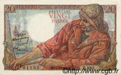 20 Francs PÊCHEUR FRANCE  1948 F.13.13 SPL