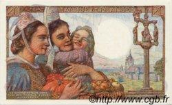 20 Francs PÊCHEUR FRANCE  1948 F.13.13 pr.NEUF