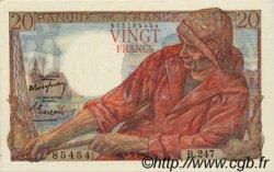 20 Francs PÊCHEUR FRANCE  1950 F.13.17a