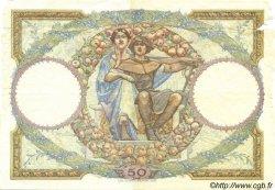50 Francs LUC OLIVIER MERSON FRANCE  1929 F.15.03 B