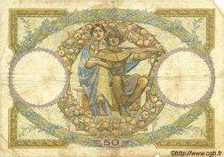 50 Francs LUC OLIVIER MERSON FRANCE  1930 F.15.04 pr.TB