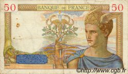 50 Francs CÉRÈS FRANCE  1934 F.17.02 TB+