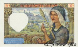 50 Francs JACQUES CŒUR FRANCE  1942 F.19.18 NEUF