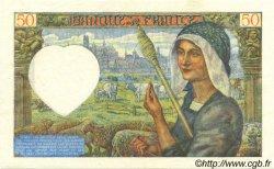 50 Francs JACQUES CŒUR FRANCE  1942 F.19.18 SPL
