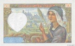 50 Francs JACQUES CŒUR FRANCE  1942 F.19.20 NEUF
