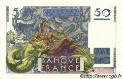 50 Francs LE VERRIER FRANCE  1947 F.20.07 pr.NEUF