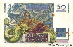 50 Francs LE VERRIER FRANCE  1947 F.20.09 TTB+