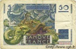 50 Francs LE VERRIER FRANCE  1948 F.20.10 TTB