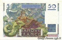 50 Francs LE VERRIER FRANCE  1949 F.20.12 SUP à SPL