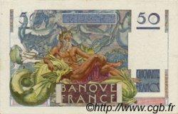 50 Francs LE VERRIER FRANCE  1951 F.20.17 SUP