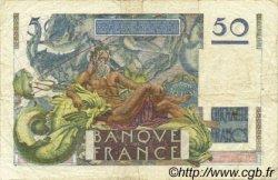 50 Francs LE VERRIER FRANCE  1951 F.20.18 TB+