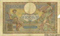 100 Francs LUC OLIVIER MERSON sans LOM FRANCE  1916 F.23.08 B+