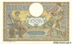 100 Francs LUC OLIVIER MERSON sans LOM FRANCE  1919 F.23.11 SUP