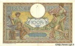 100 Francs LUC OLIVIER MERSON sans LOM FRANCE  1920 F.23.12 TTB+