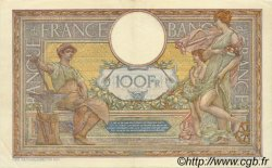 100 Francs LUC OLIVIER MERSON sans LOM FRANCE  1920 F.23.13 TTB+ à SUP