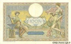 100 Francs LUC OLIVIER MERSON grands cartouches FRANCE  1924 F.24.02 TTB