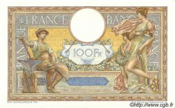 100 Francs LUC OLIVIER MERSON grands cartouches FRANCE  1928 F.24.07 pr.SUP