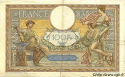 100 Francs LUC OLIVIER MERSON grands cartouches FRANCE  1929 F.24.08 TTB+