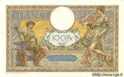 100 Francs LUC OLIVIER MERSON grands cartouches FRANCE  1929 F.24.08 pr.SPL