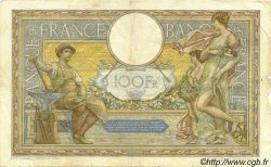 100 Francs LUC OLIVIER MERSON grands cartouches FRANCE  1930 F.24.09 TB