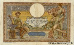 100 Francs LUC OLIVIER MERSON grands cartouches FRANCE  1930 F.24.09 pr.TTB