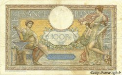 100 Francs LUC OLIVIER MERSON grands cartouches FRANCE  1931 F.24.10