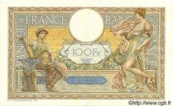 100 Francs LUC OLIVIER MERSON grands cartouches FRANCE  1931 F.24.10 TTB+