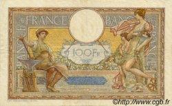 100 Francs LUC OLIVIER MERSON grands cartouches FRANCE  1931 F.24.10 TTB