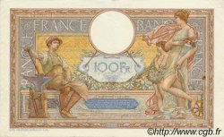 100 Francs LUC OLIVIER MERSON grands cartouches FRANCE  1932 F.24.11 SUP+