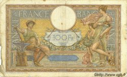 100 Francs LUC OLIVIER MERSON grands cartouches FRANCE  1932 F.24.11 B+