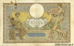 100 Francs LUC OLIVIER MERSON grands cartouches FRANCE  1934 F.24.13 TB