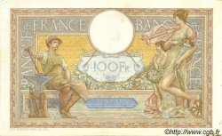 100 Francs LUC OLIVIER MERSON grands cartouches FRANCE  1936 F.24.15 TTB+