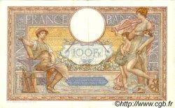 100 Francs LUC OLIVIER MERSON grands cartouches FRANCE  1936 F.24.15 TTB+