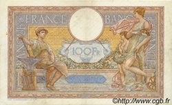 100 Francs LUC OLIVIER MERSON grands cartouches FRANCE  1937 F.24.16 TTB+