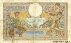 100 Francs LUC OLIVIER MERSON type modifié FRANCE  1937 F.25.06 B+
