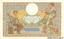 100 Francs LUC OLIVIER MERSON type modifié FRANCE  1938 F.25.08 TTB+