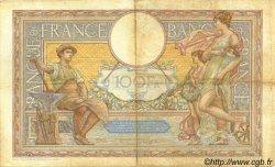 100 Francs LUC OLIVIER MERSON type modifié FRANCE  1938 F.25.30 TB+