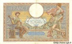 100 Francs LUC OLIVIER MERSON type modifié FRANCE  1938 F.25.36 SUP