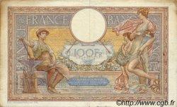 100 Francs LUC OLIVIER MERSON type modifié FRANCE  1939 F.25.38 pr.TTB