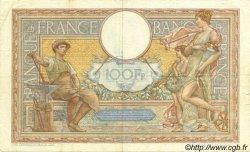 100 Francs LUC OLIVIER MERSON type modifié FRANCE  1939 F.25.41 TTB+