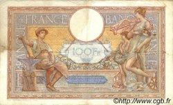 100 Francs LUC OLIVIER MERSON type modifié FRANCE  1939 F.25.48 TB+