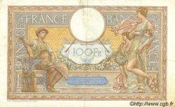 100 Francs LUC OLIVIER MERSON type modifié FRANCE  1939 F.25.48 TTB