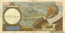 100 Francs SULLY FRANCE  1939 F.26.11 TB